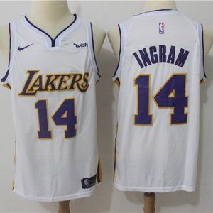 Nike NBA LA Lakers Brandon Ingram Authentic Jersey